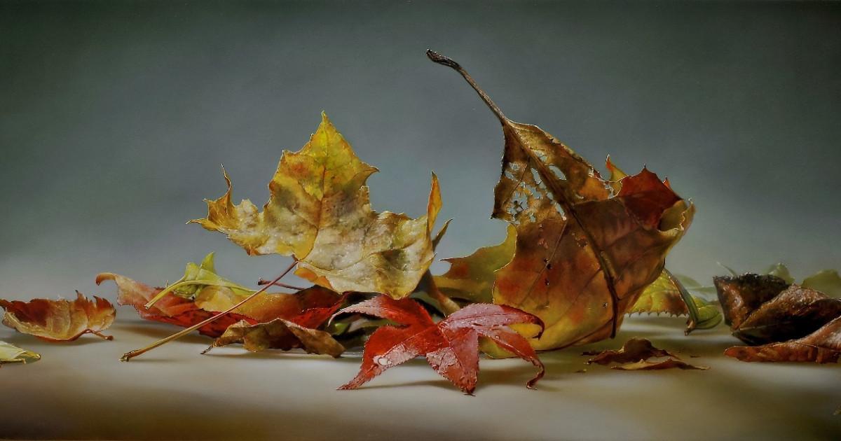 Tjalf Sparnaay Autumn Leaves Tjalf Sparnaay Plus One
