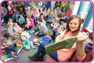 Bookstart family activities