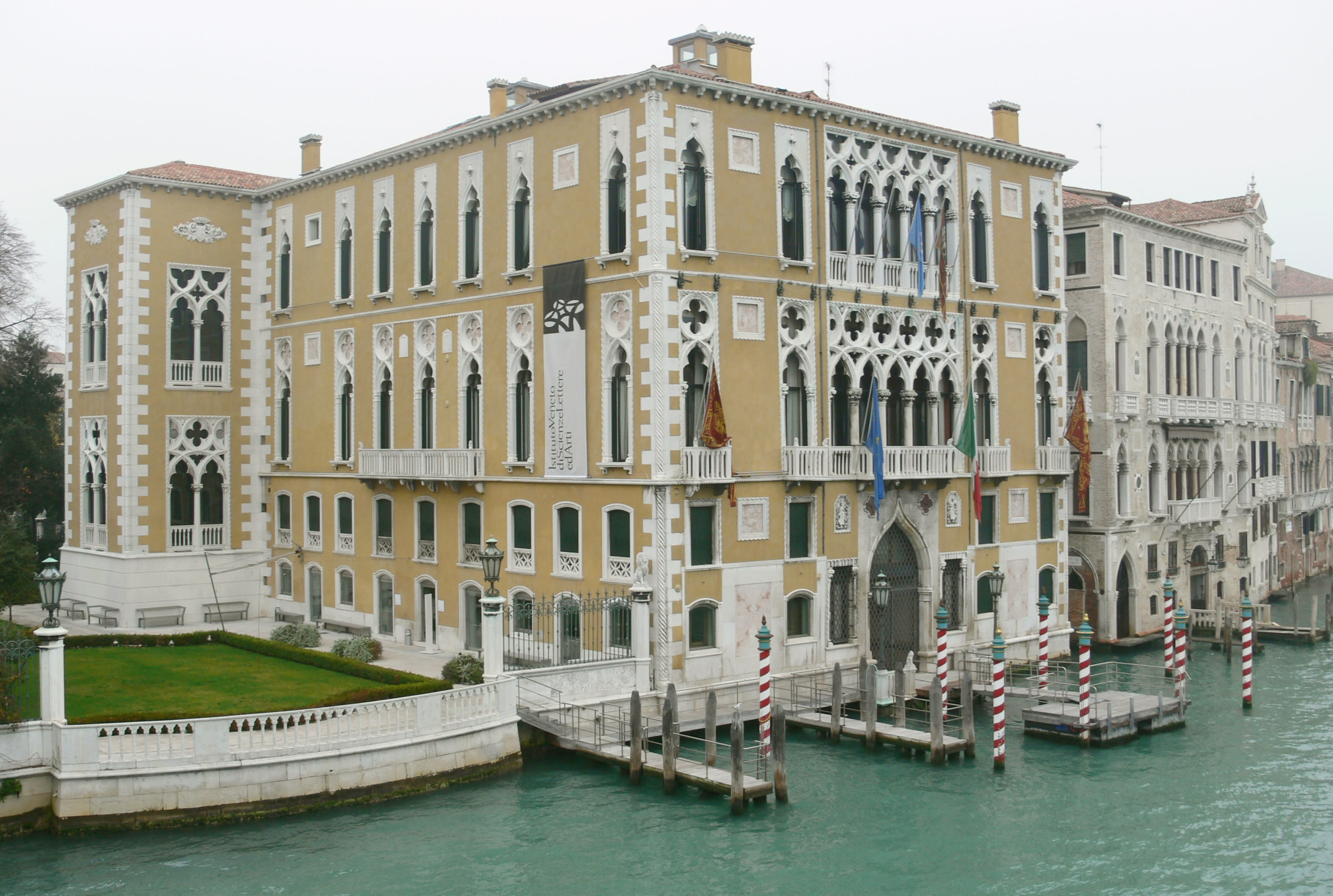ACP Palazzo Franchetti © ACP - Art Capital Partners