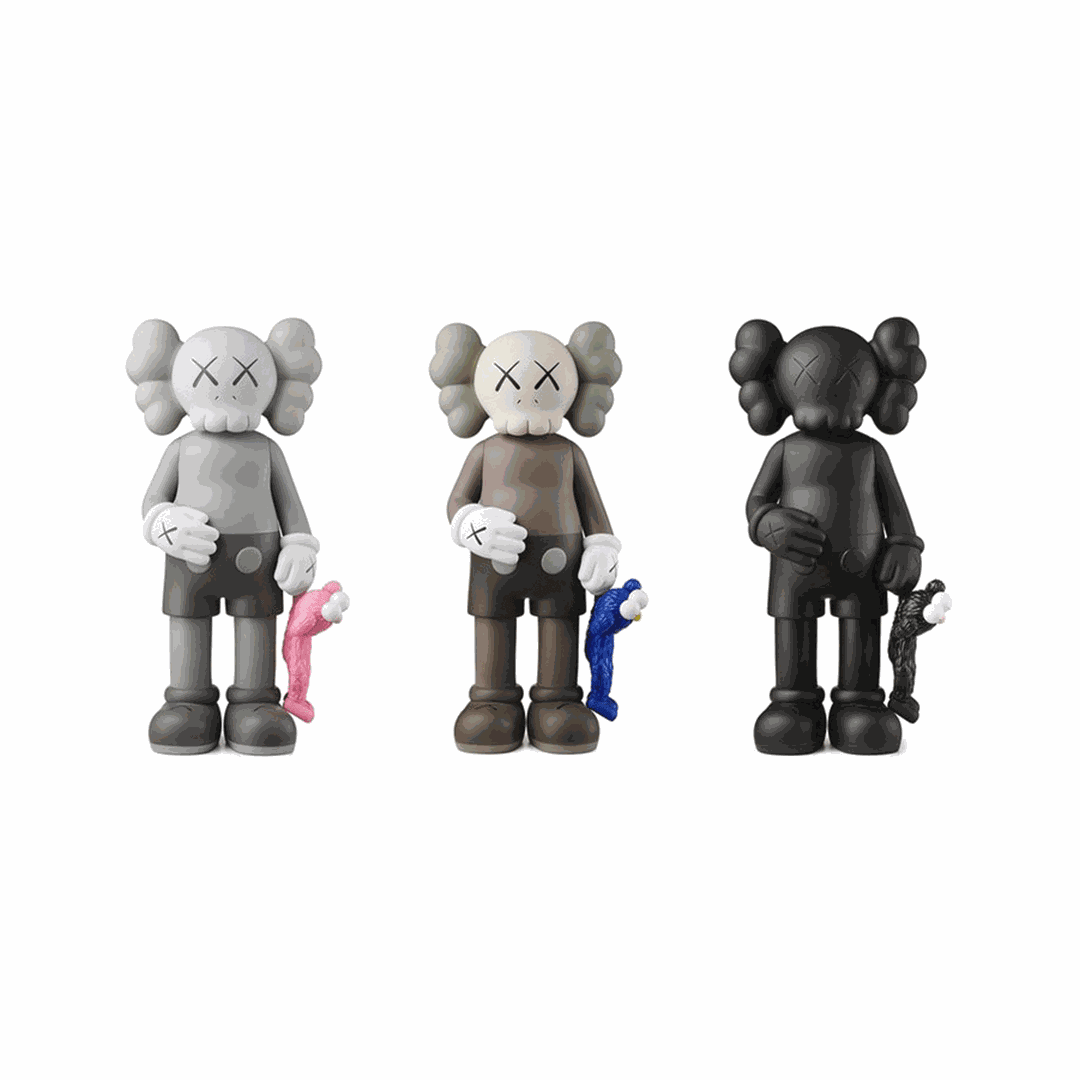 SHARE KAWS TRIO