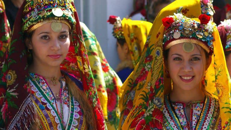 Albena, People of Bulgaria