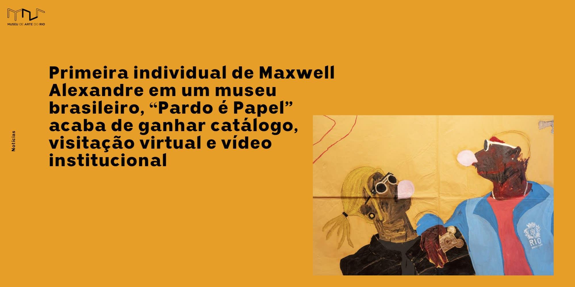 Maxwell Alexandre