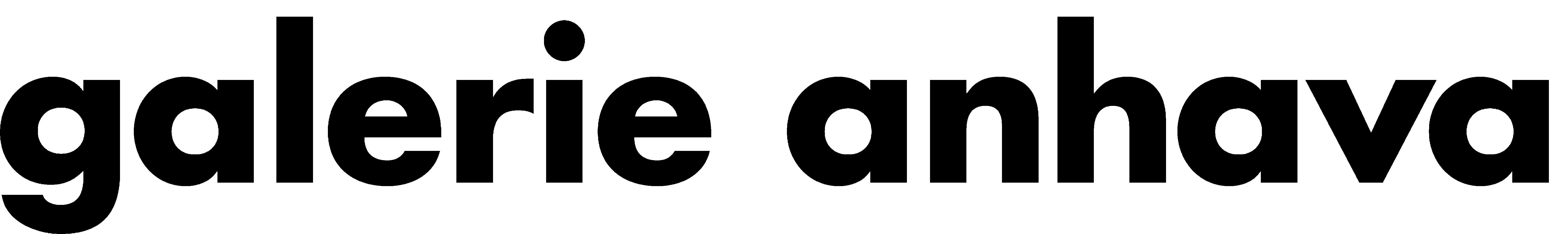 Galerie Anhava logo