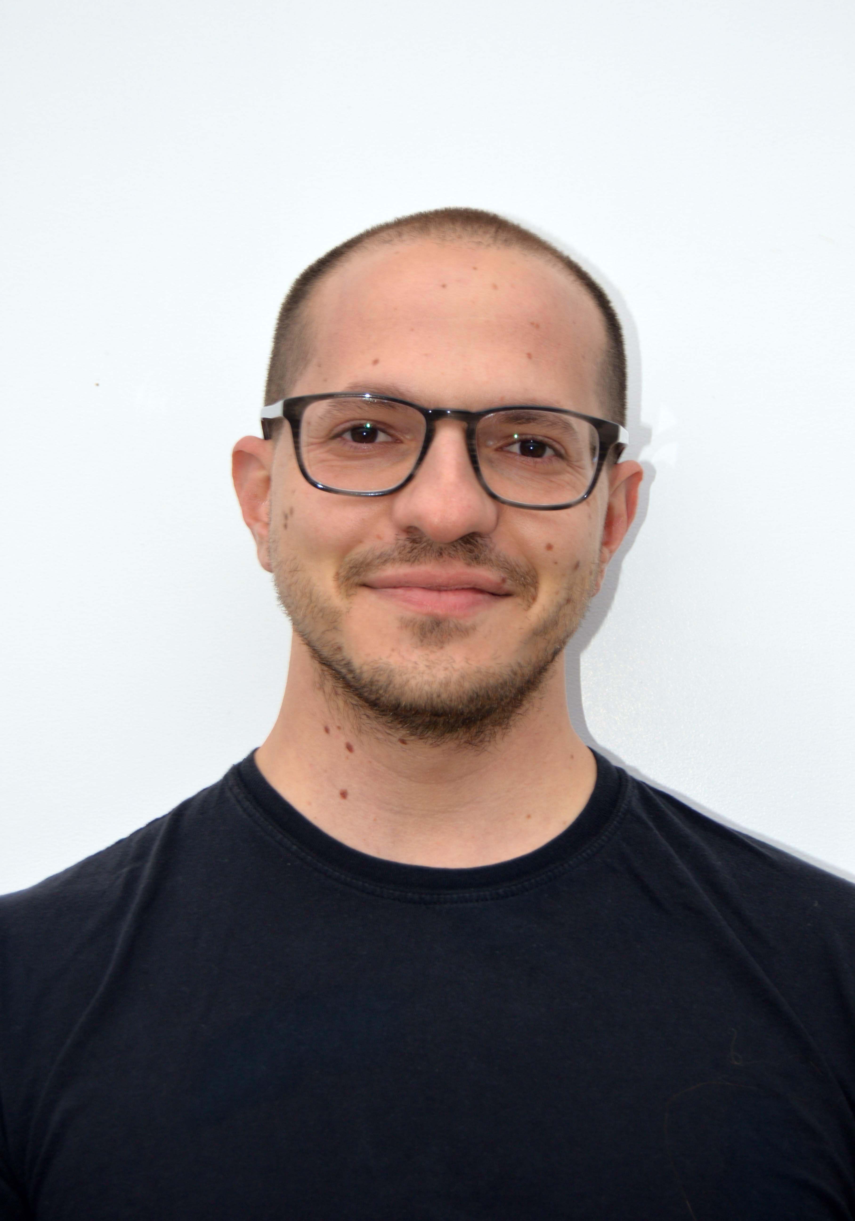 Gabriel Sosa headshot
