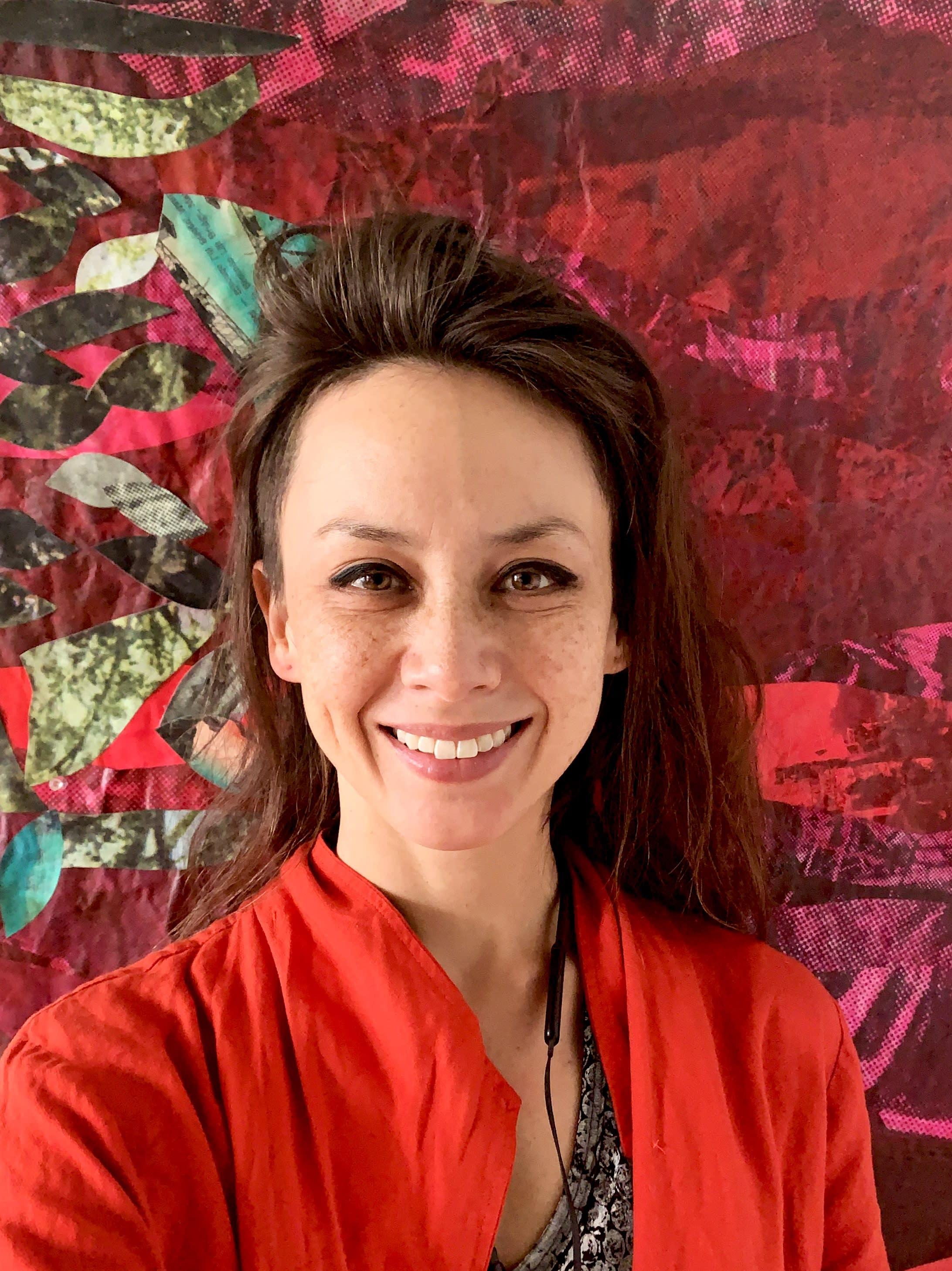 Sara Jimenez headshot
