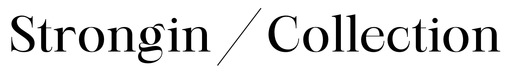 Strongin Collection company logo