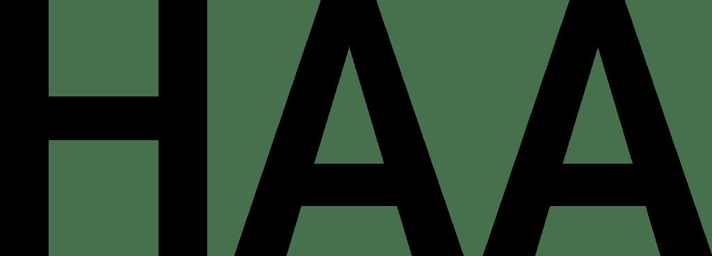 HAA company logo