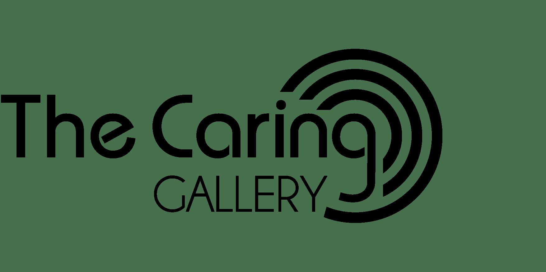 The Caring Gallery company logo