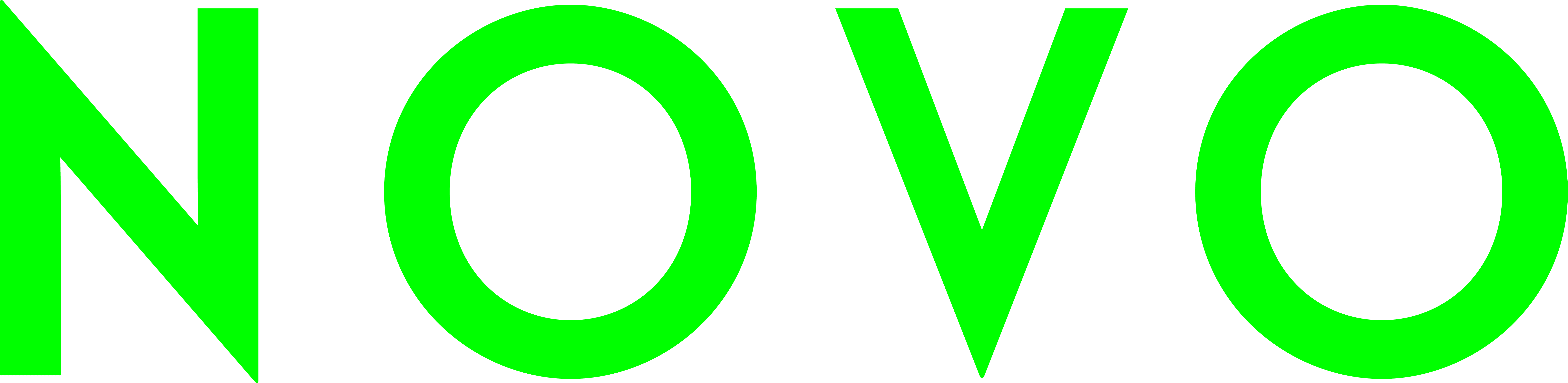 NOVO company logo