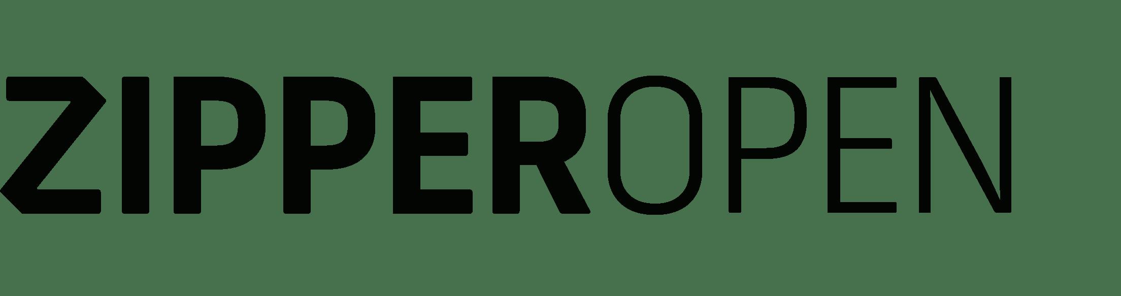 Zipper Open company logo