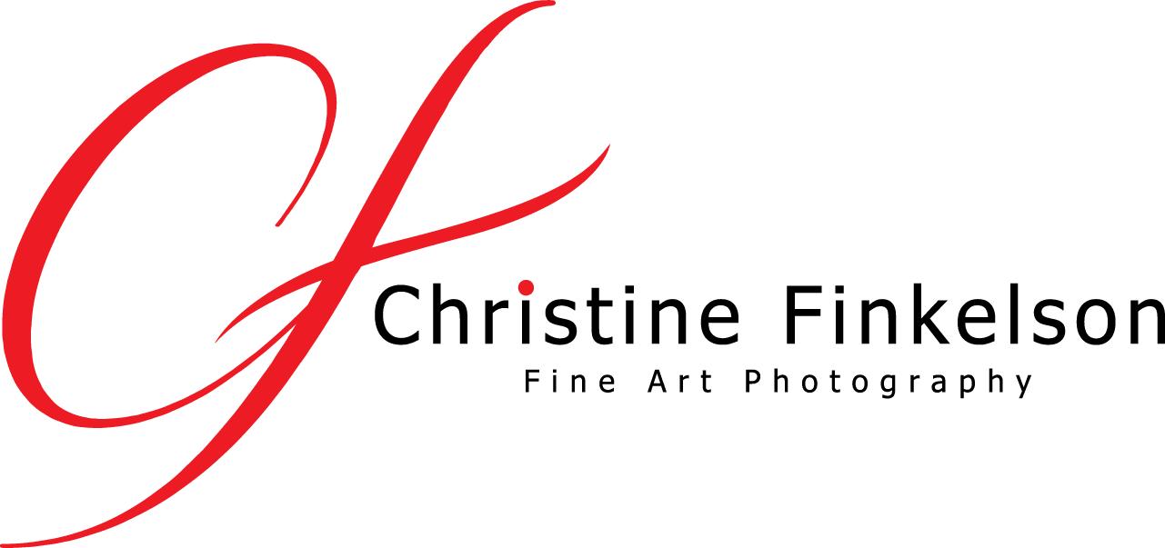 Christine Finkelson Fine Art Photography company logo