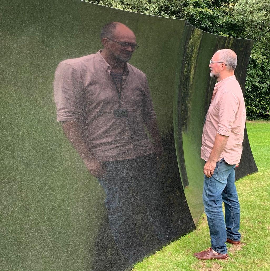 Paul Barratt C&C Curator