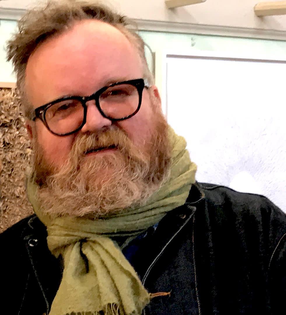 Paul Vater C&C Curator