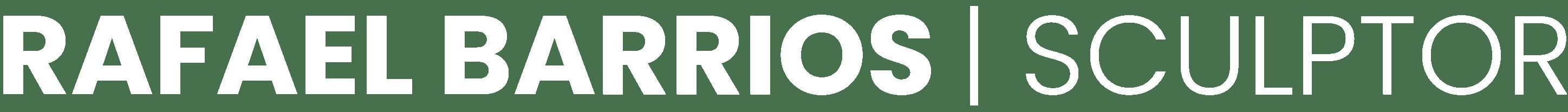 Rafael Barrios | Sculptor company logo
