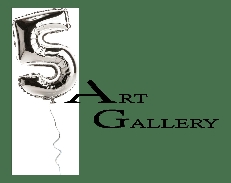 5Art Gallery company logo