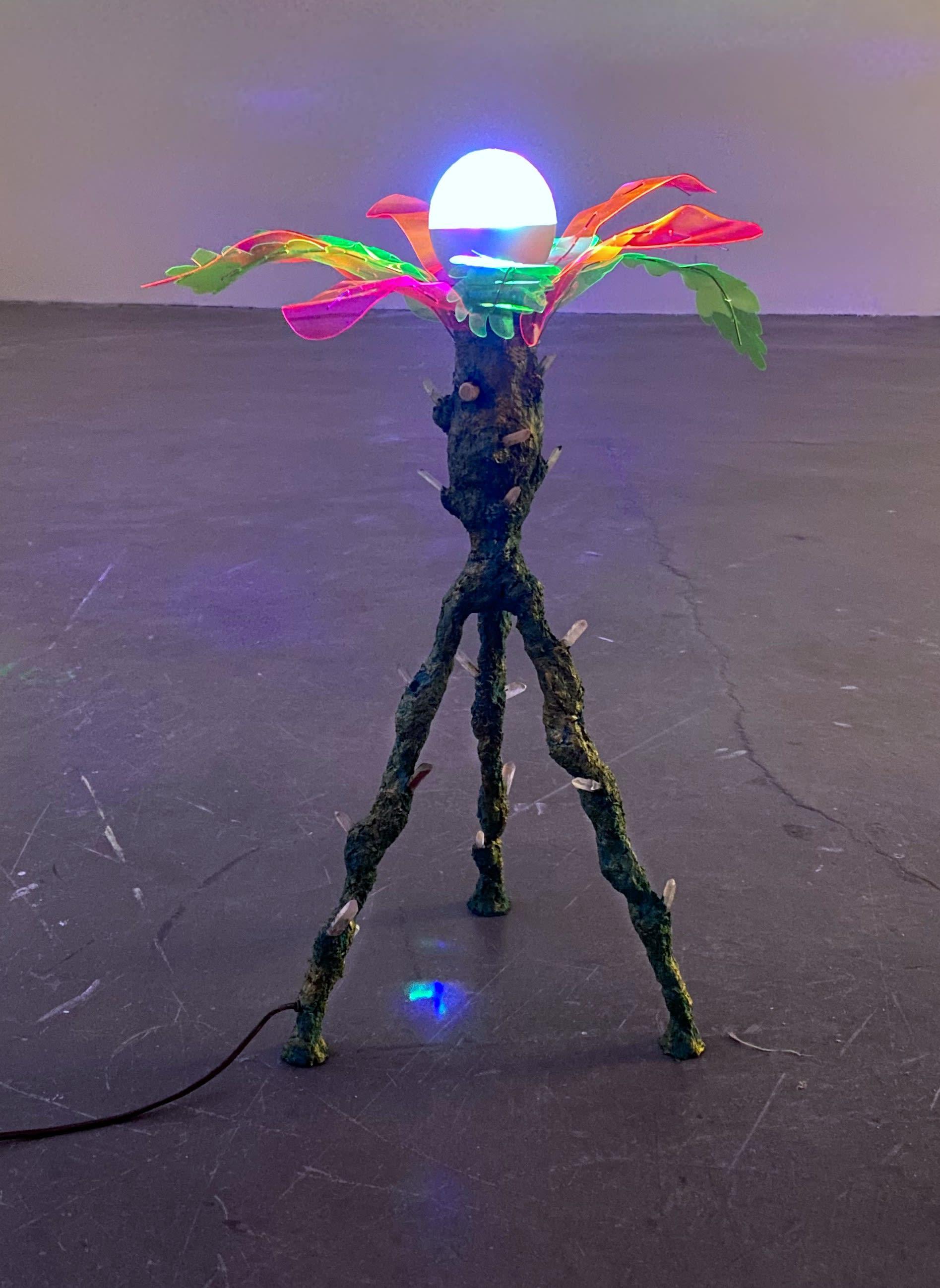 Ileana Alarcon Artwork- Vital Spaces