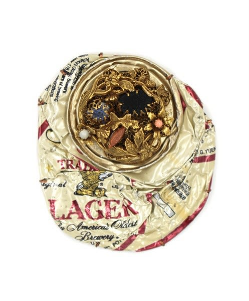 Lager Brooch by Robert Ebendorf