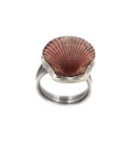 Shell Ring by Robert Ebendorf
