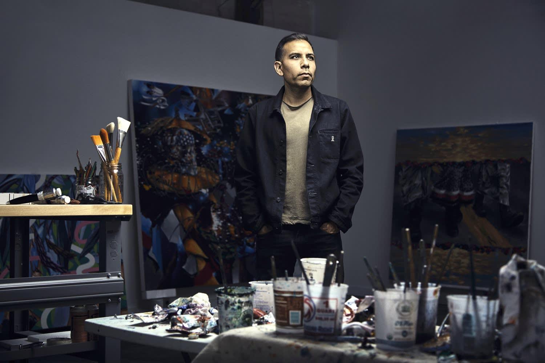 Oklahoma Artist Yatika Fields