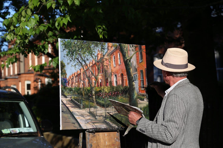 Gerard_Byrne_Painting_Plein_Air_Irish_Art