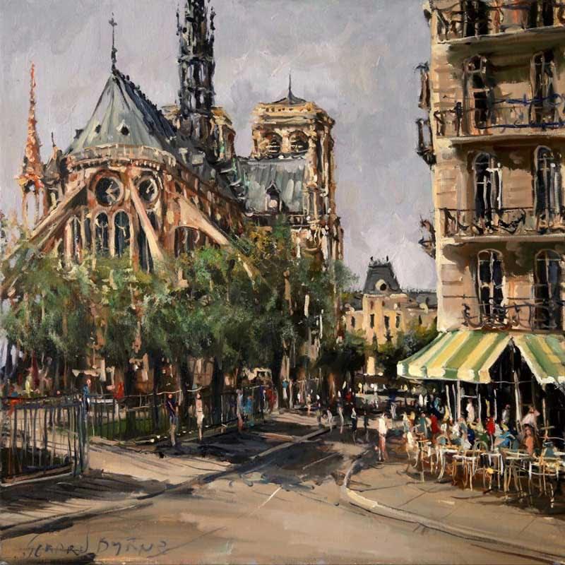 Gerard Byrne 'Parisian Life' Paris, France