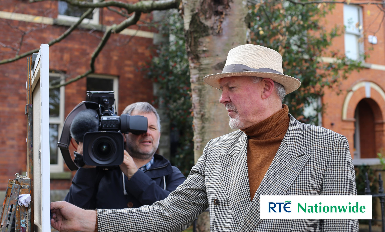 Gerard_Byrne_RTE_Nationwide_Art_in_Lockdown_January_2021_irish_contemporary_impressionism_Dublin_Ireland