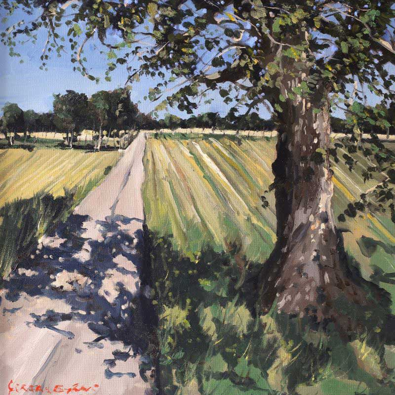 Gerard Byrne 'Summer Shadows' Poland