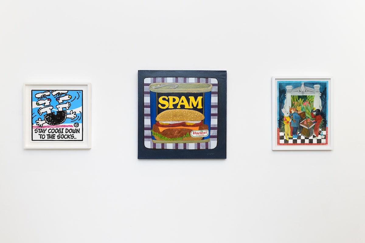 Gallery view of Hashimoto Contemporary LA
