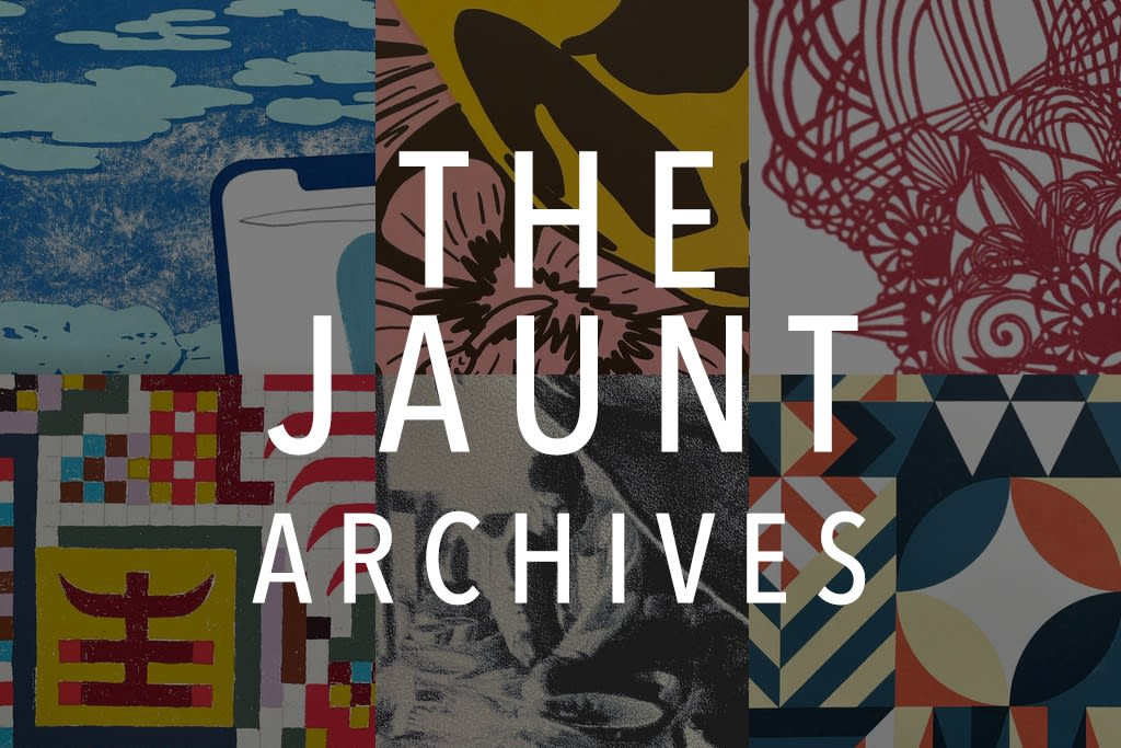 the jaunt archives banner