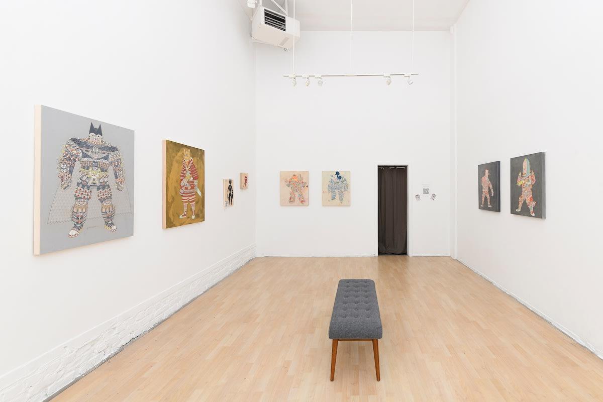 gallery view of Ferris Plocks artwork