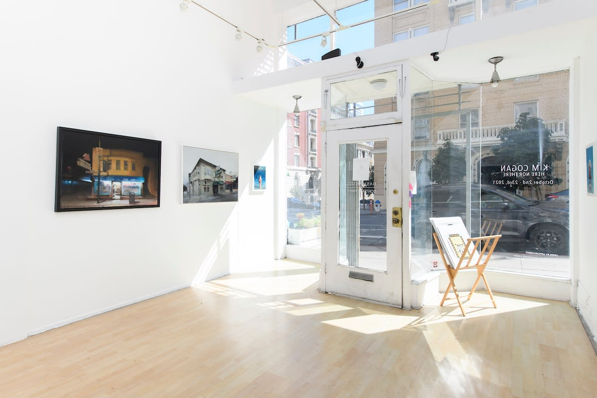 gallery view of Hashimoto Contemporary SF