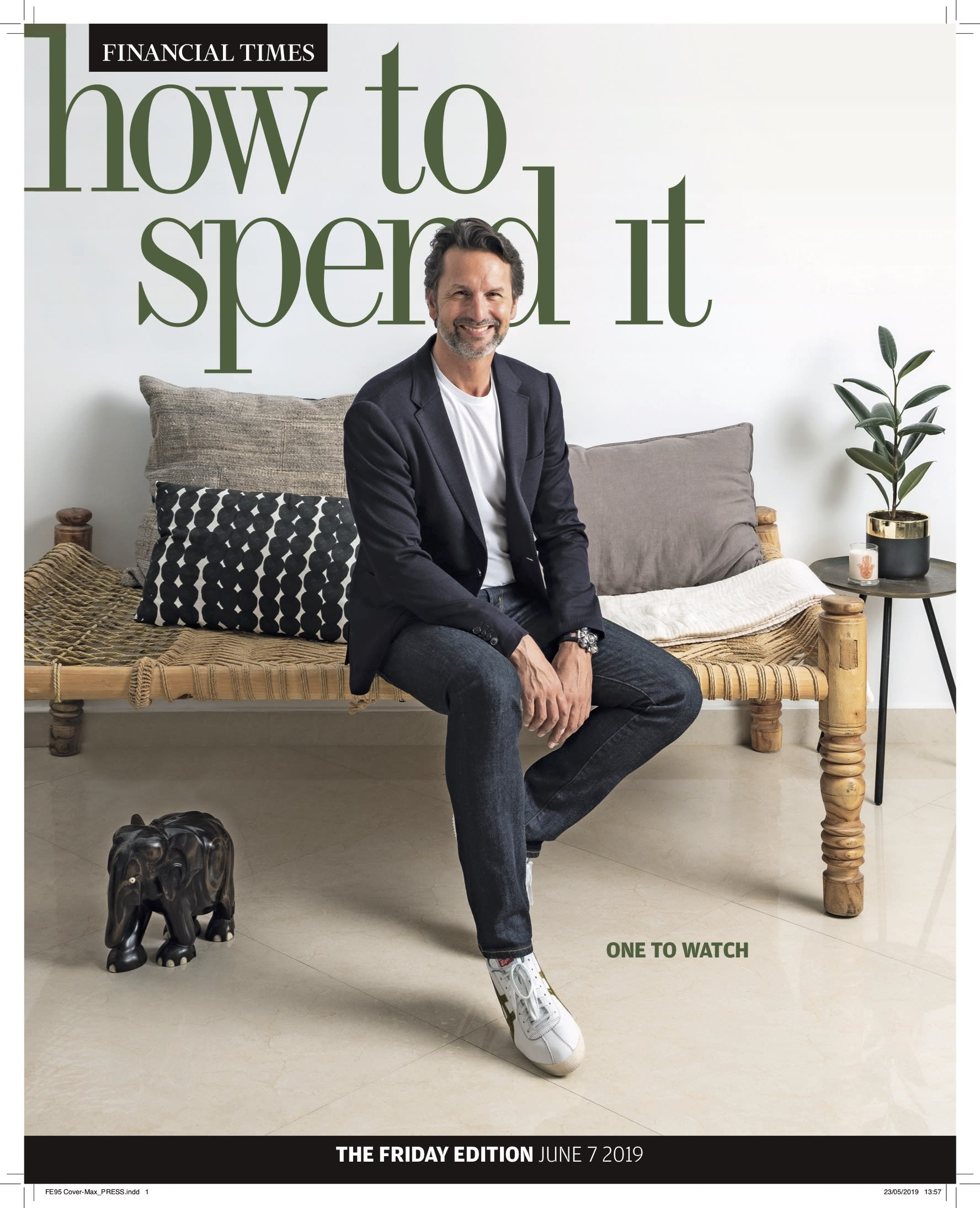 How to Spend It Cover