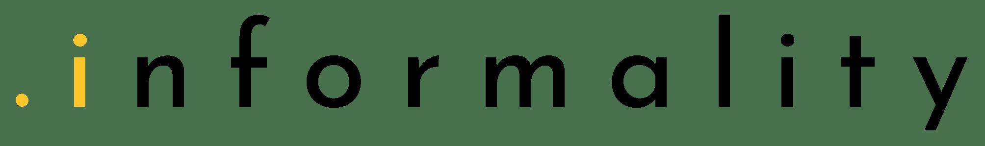 Informality company logo