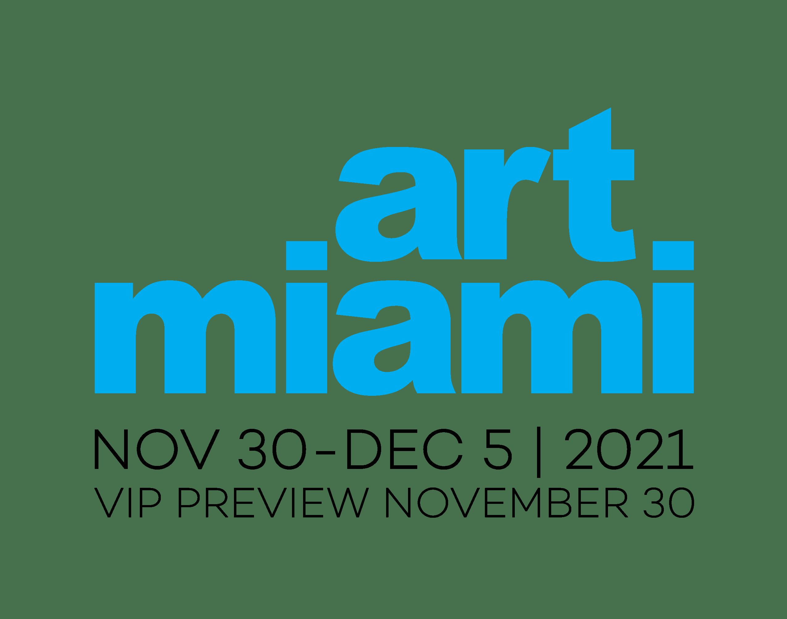 Art Miami Logo 2021