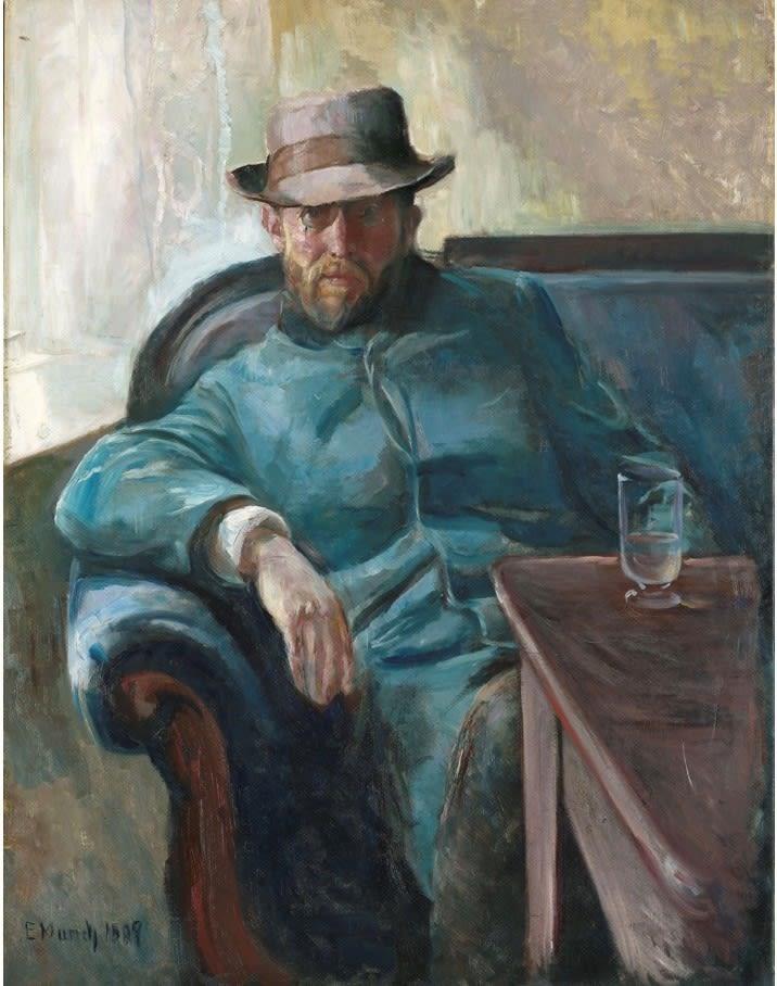 Hans Jaeger portrait