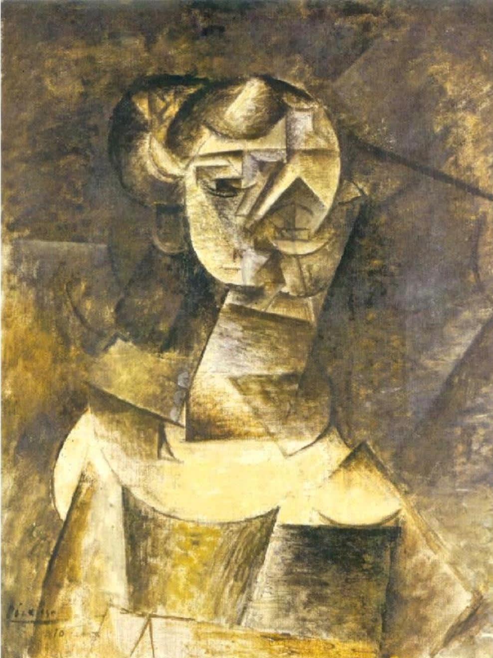 Mademoiselles Léonie portrait