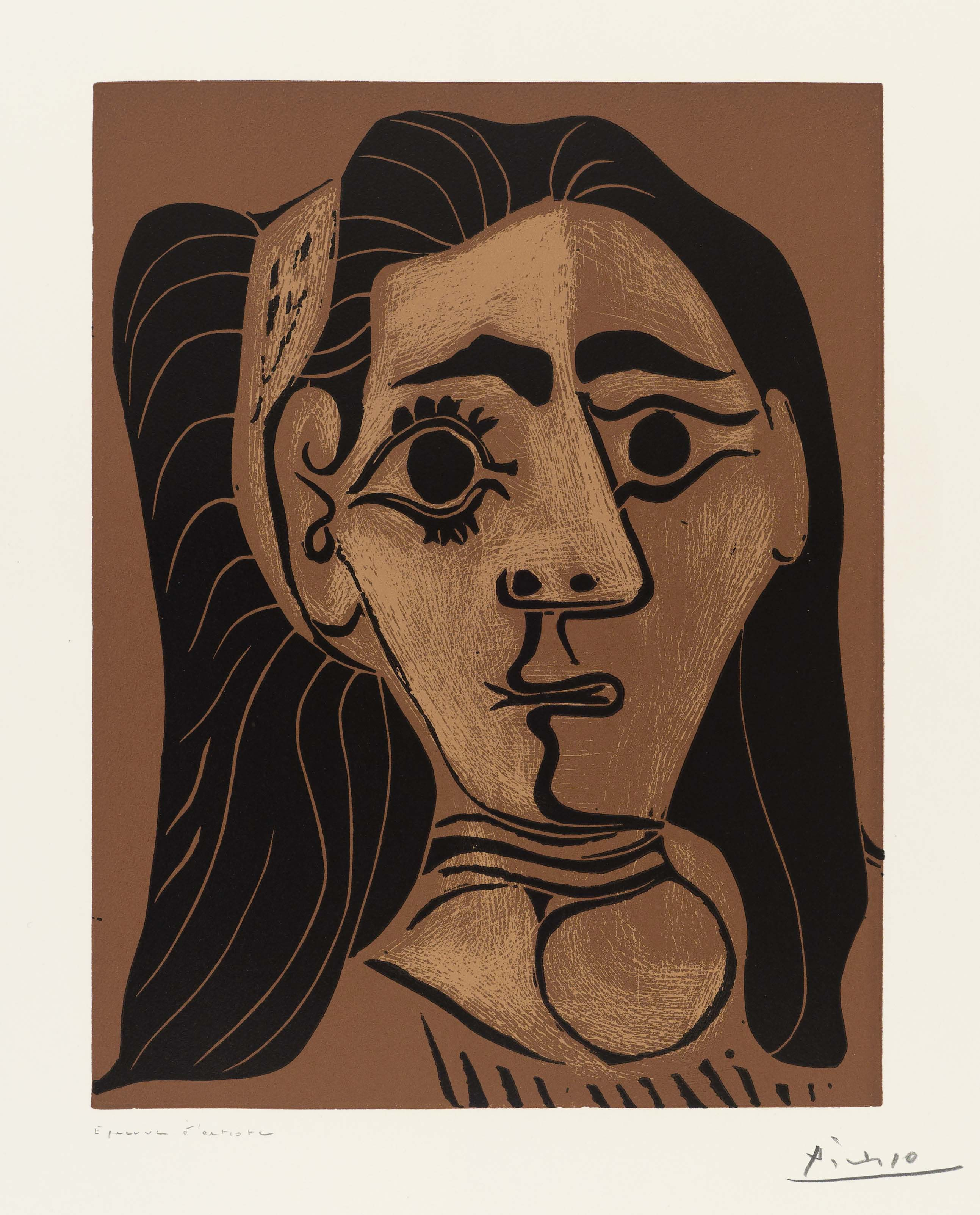 Jacqueline portrait