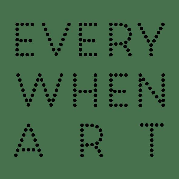 Everywhen Art company logo