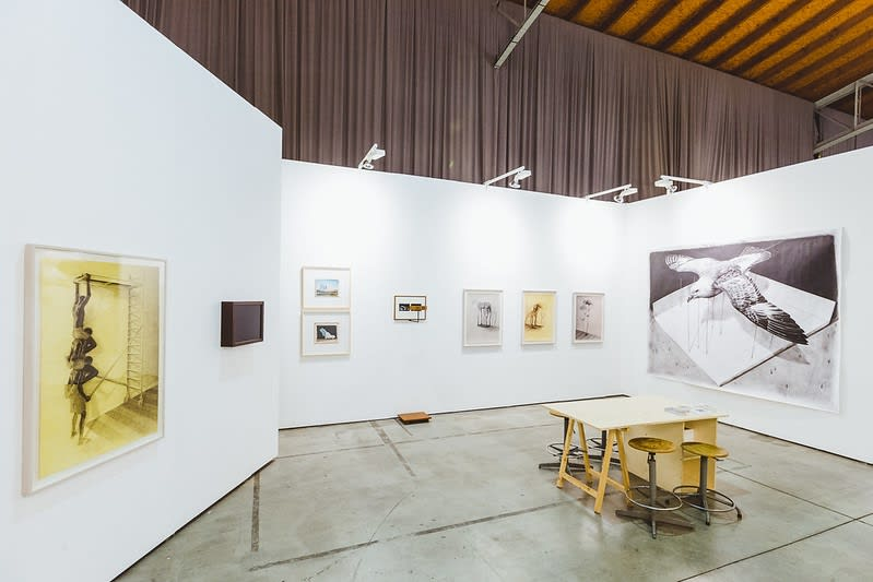 geukens de vil gallery , vienna contemporary, art fairs, corona times pandemic