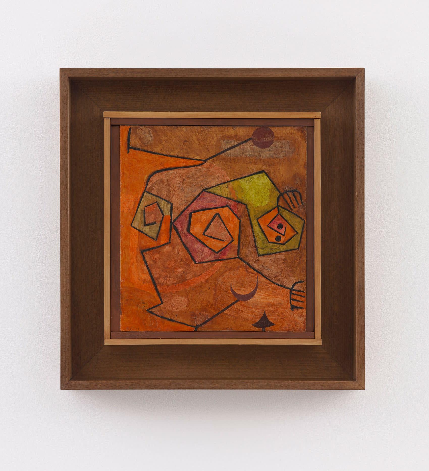 paul klee, folter, torture, 1938, frieze masters, 2020