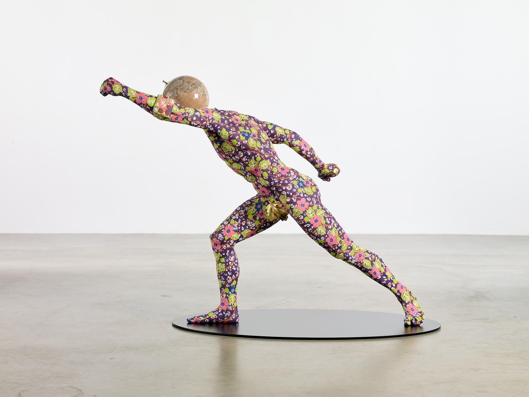 frieze london, 2020, viewing room, yinka shonibare