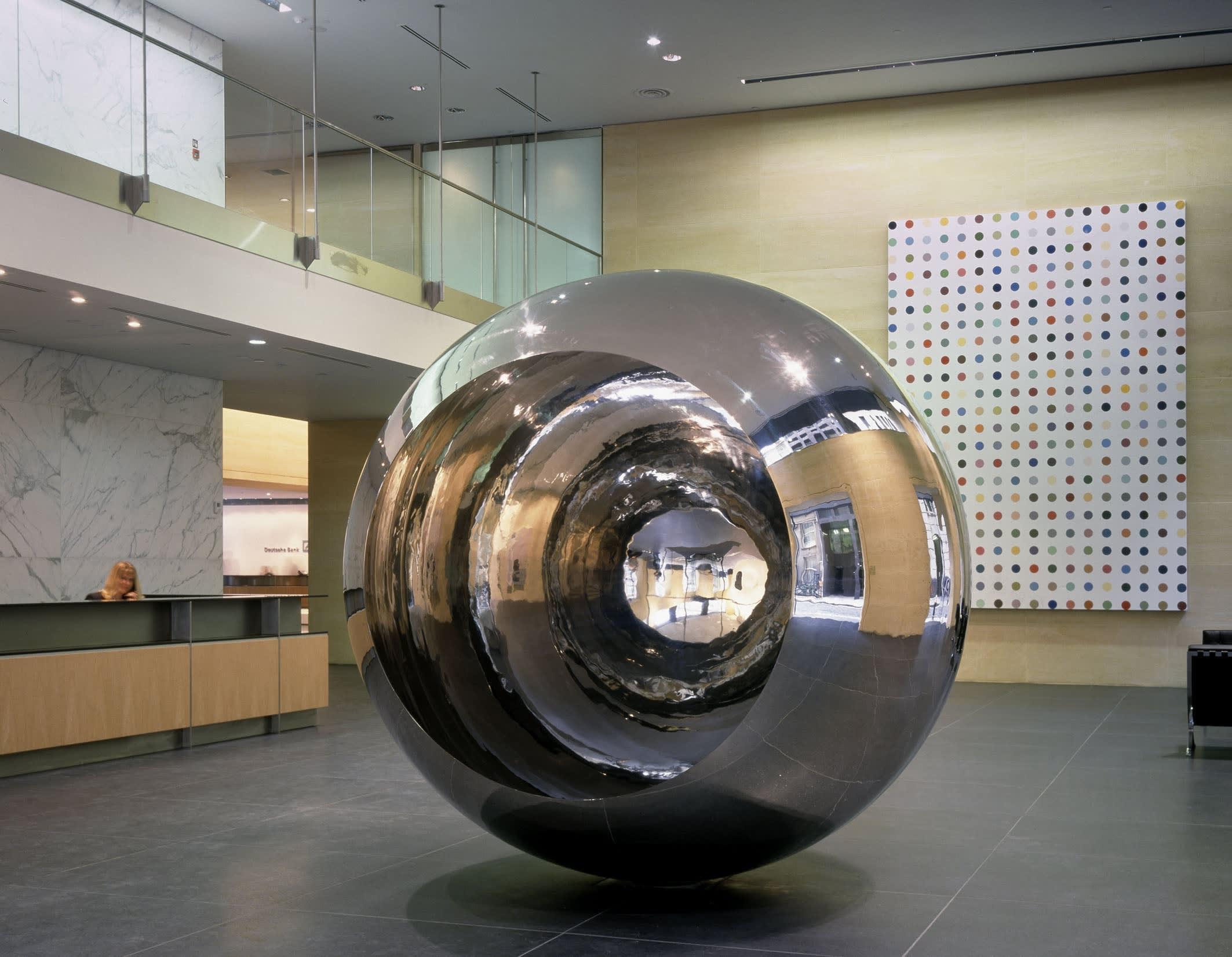 Deutsche Bank – Damien Hirst and Anish Kapoor