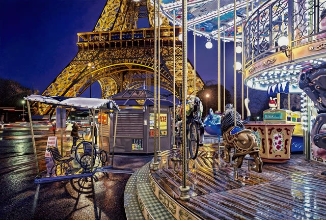 Carousel by Nathan Walsh
