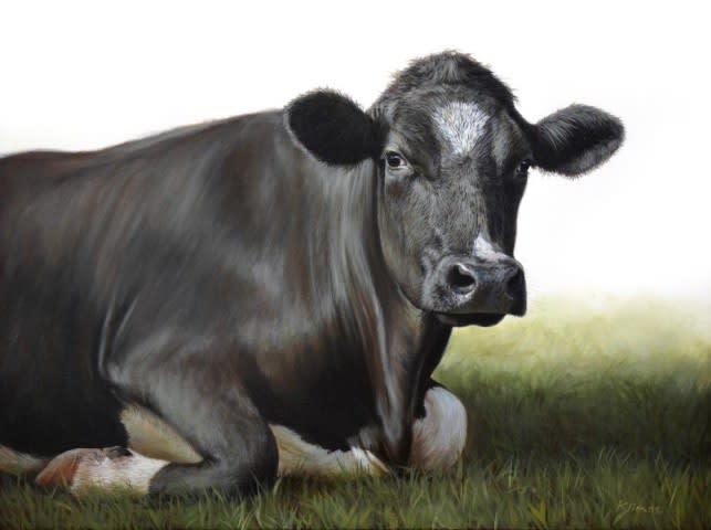 Hannah the Cow - Alexandra Klimas