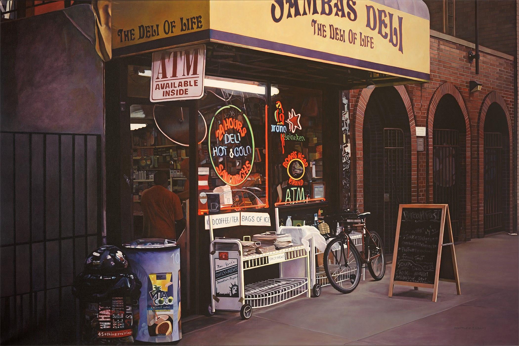 NYC Deli - Harold Zabady