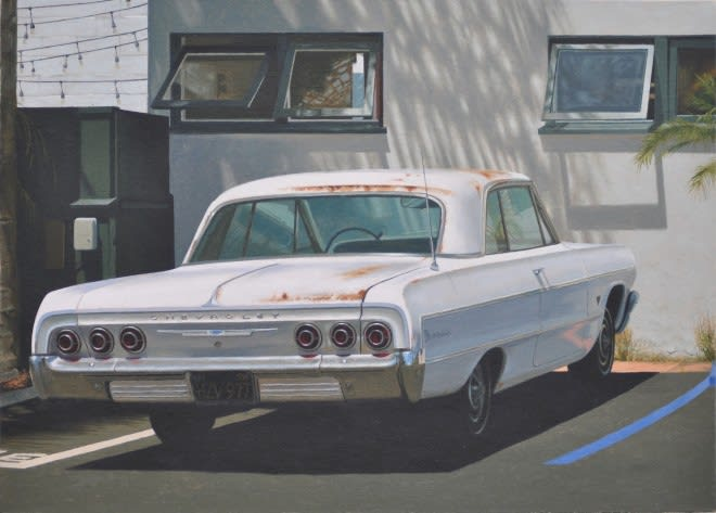 Parked up in San Clemente - Mike Briscoe