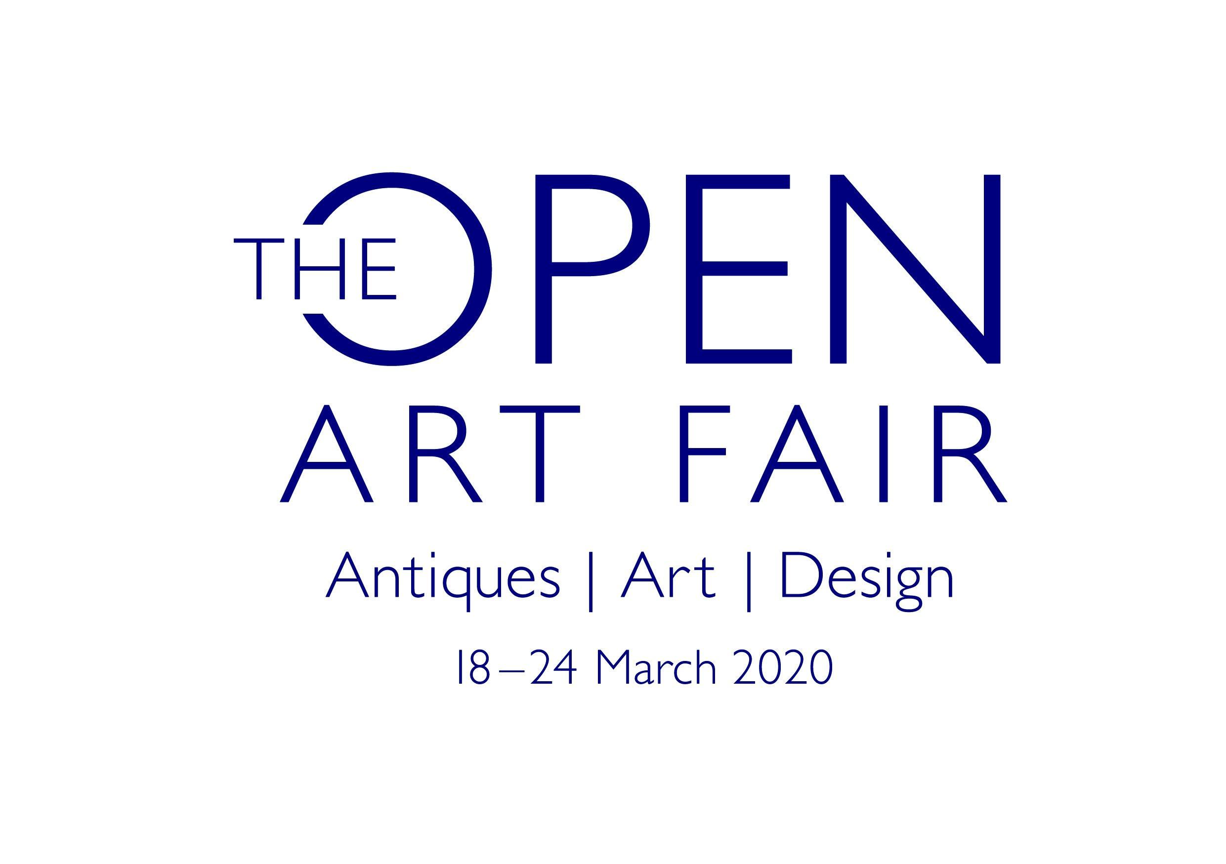 The Open Art Fair logo