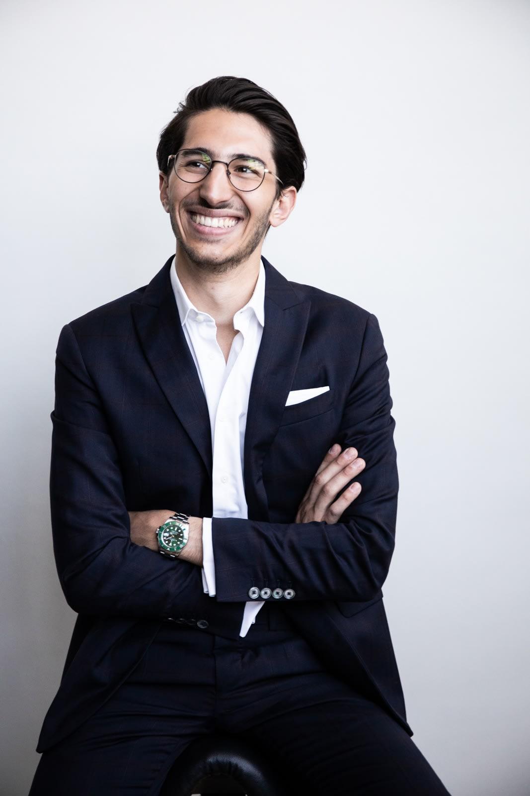 Amir Akta, Founder of Return on Art