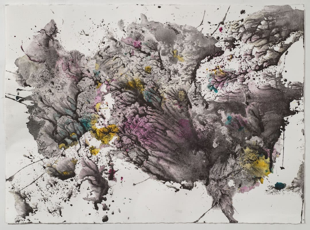 Michele Colburn, gunpowder series