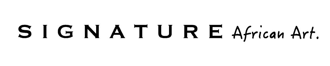 Signature African Art company logo